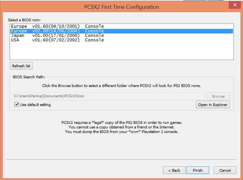 How to Play PS2 Games on PC - 2