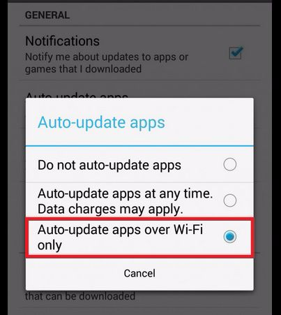 How to Reduce Data Usage in Android