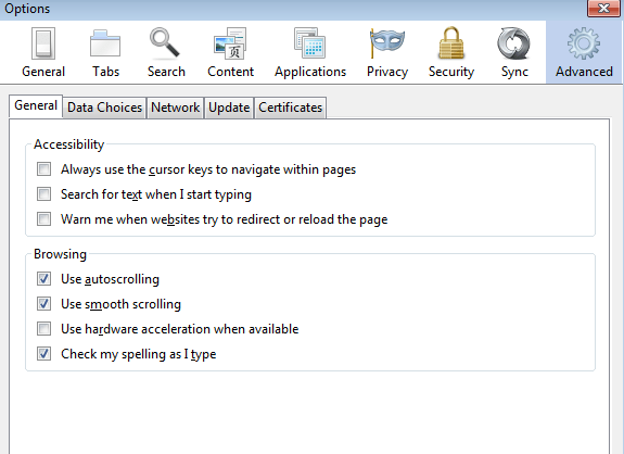 How to Fix Firefox Not responding  Error - Hardware acceleration