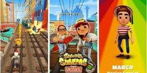 Subway Surfers Venice for PC : APK MOD File Download