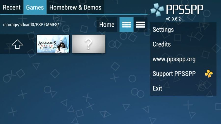 How to Play PSP games on Android Device
