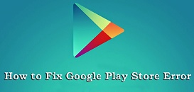 Fix Google Play Store Error 923 While Downloading or Updating Apps