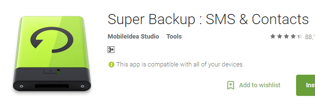 Best Android Apps to Backup and Restore Your Data Without Root - Super Backup