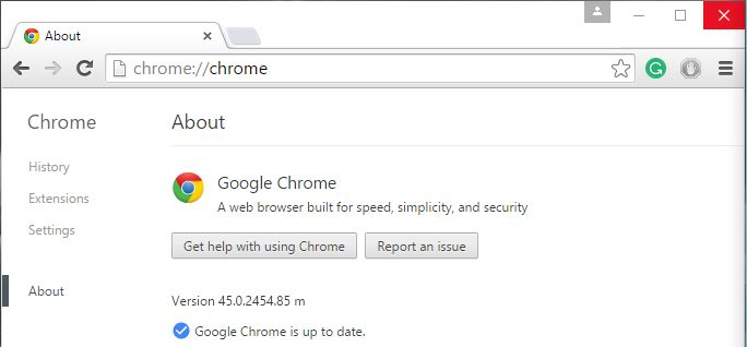 Fix Google Chrome Updates are disabled by the administrator Chrome