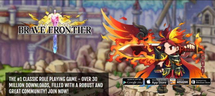 Brave Frontier APK for Android Download