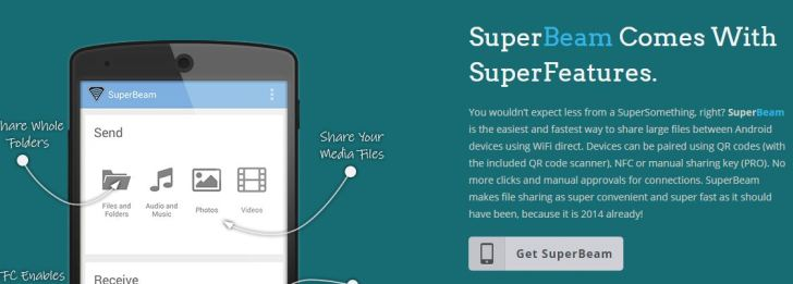 Super Beam APk for Android