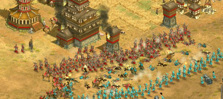 Rise of Nations Screen Flickering Windows 10