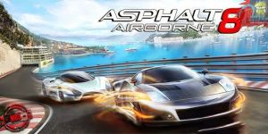 Asphalt 8 Airborne MOD APK With Data Full Version