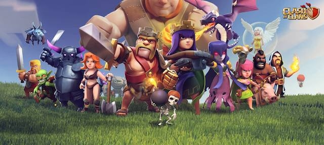 Clash of Clans Black Building Bluestacks Fix