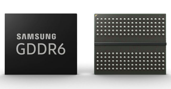 200% Faster GDDR6 Memory for Next-Gen GPUs finally in production!