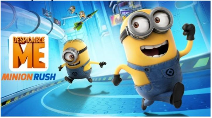 Best Free Mobile Games Without WiFi - Despicable Me