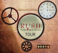 Rush Time Machine Tour