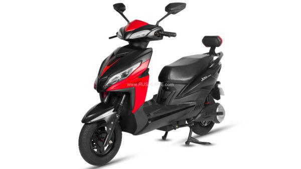 जॉय इलेक्ट्रिक मोटरसाइकिल - वुल्फ