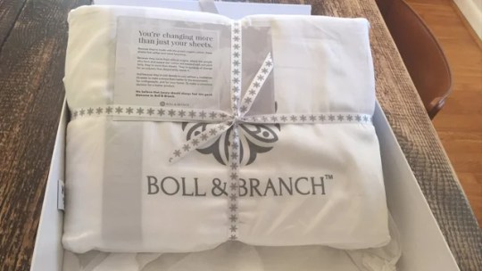 Boll   Branch Sheets Changed This Woman s Life   The Rush Limbaugh Show