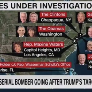 The Left Blames Trump for Bombs — And Tells Us to Shut Up