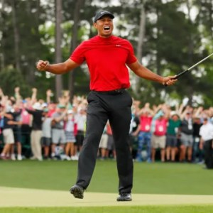 Worry What People Think of You? Remember Two Words: Tiger Woods.