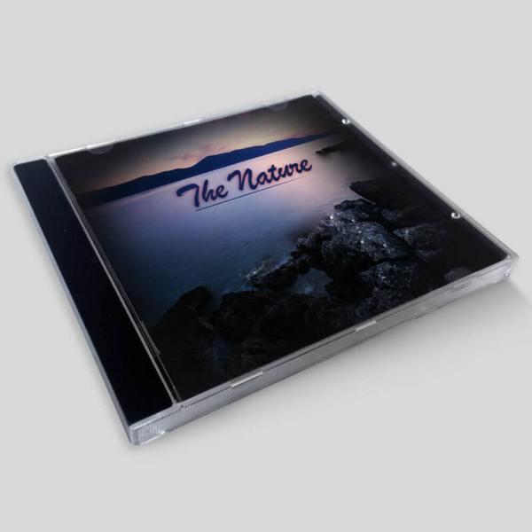 Duplicated cd in plastic jewel case | Rush Media Print