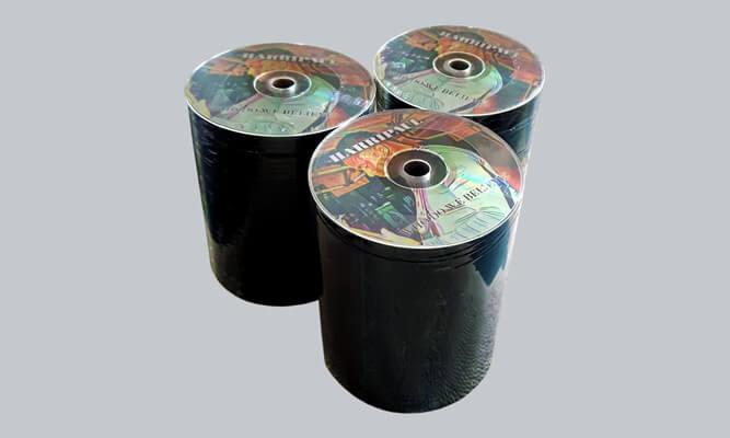 bulk cd & dvd printing and duplication