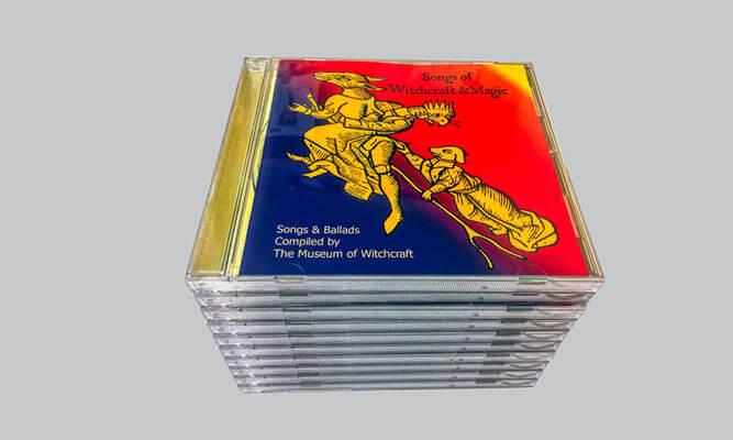 jewel case cd