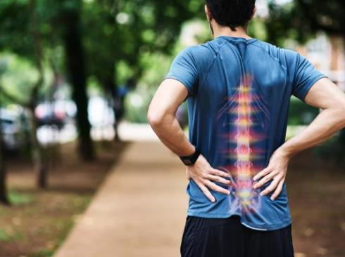 back pain active adult