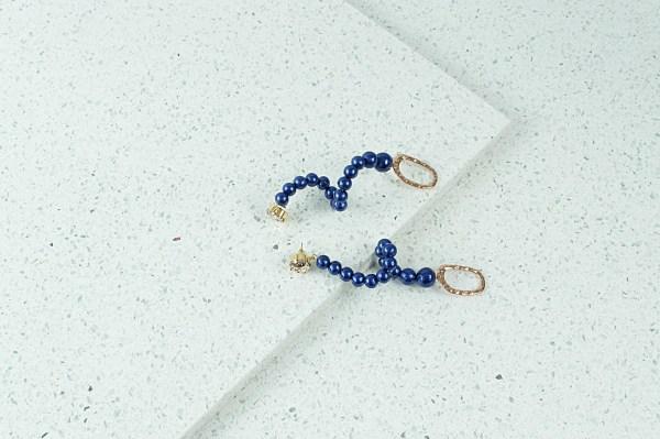 blue swan earrings 1 1 scaled