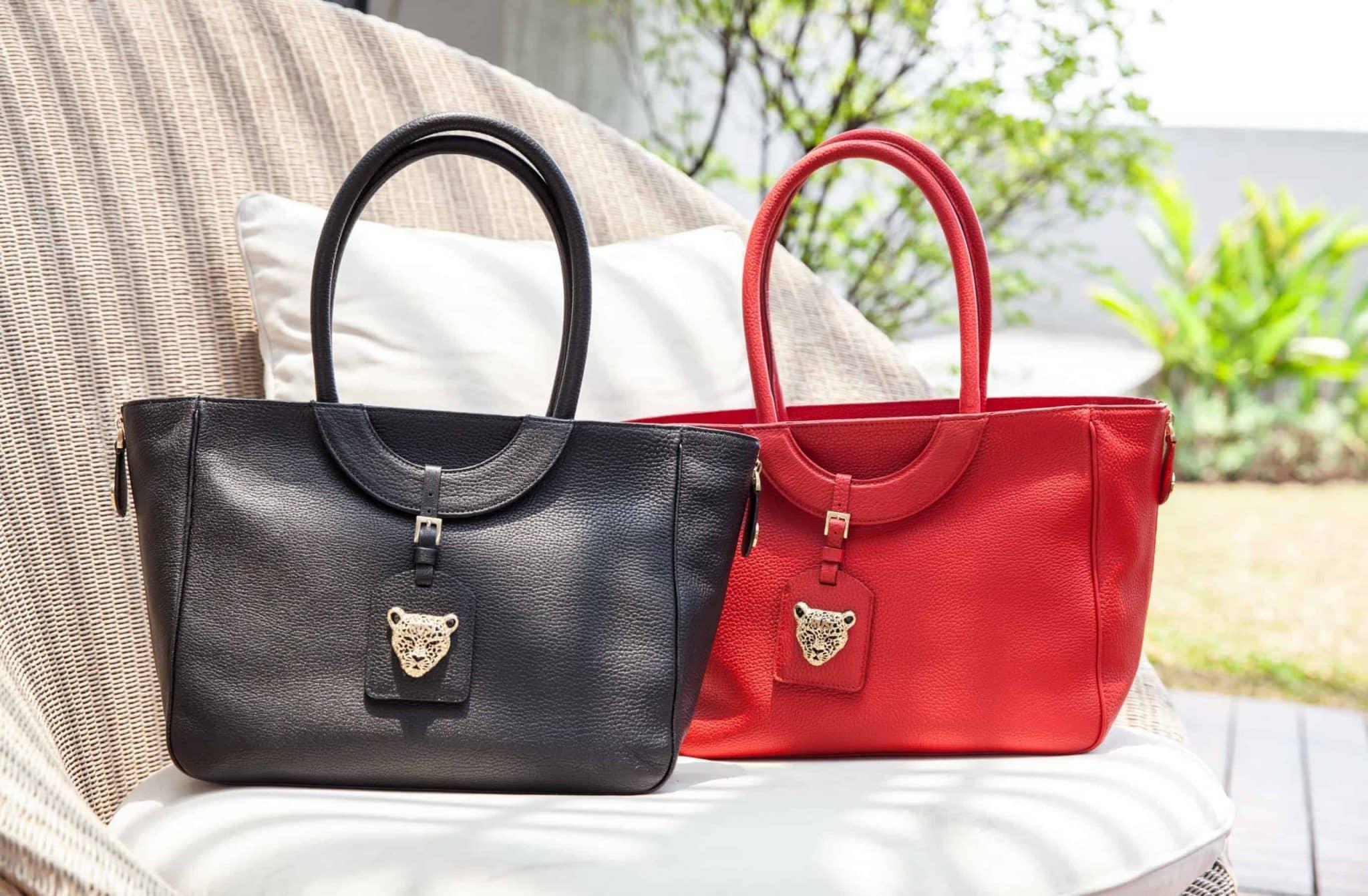 Red Bag Black Bag