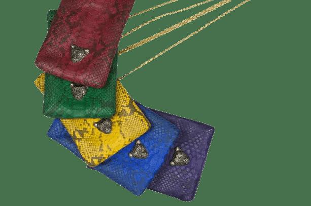 Capsule clutches