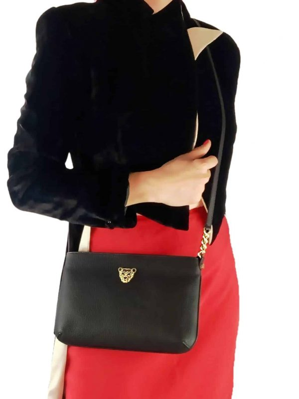 a-Styling-black-cross-body-