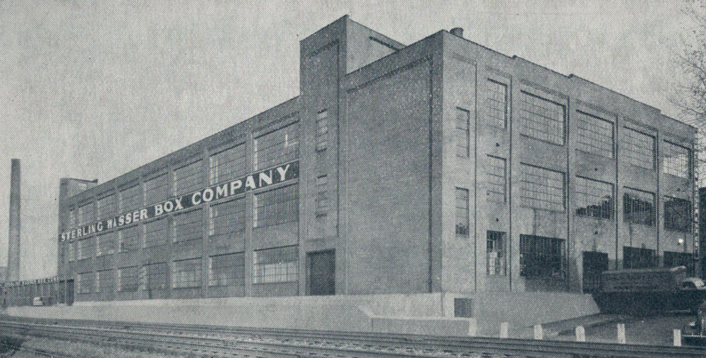 Sterling Wasser Box Company
