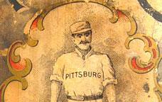 Solomon Klinordlinger Hit a Home Run in Pittsburgh