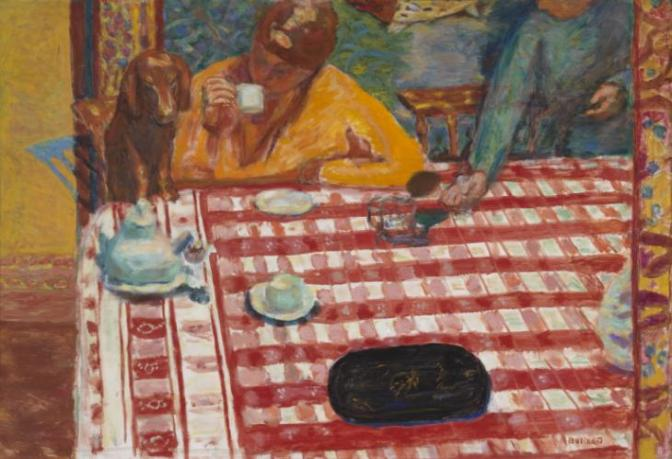 "Image of Pierre Bonnard - ""Coffee"" 1915"