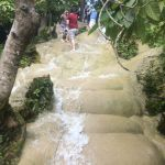 Sticky Waterfalls in Chiang Mai