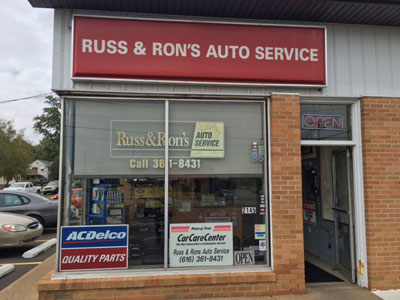 Russ   Ron s Auto Service   expert auto repair   Grand Rapids  MI 49544 Russ   Ron s Auto Service Offers Auto Repair Services You Can Count On