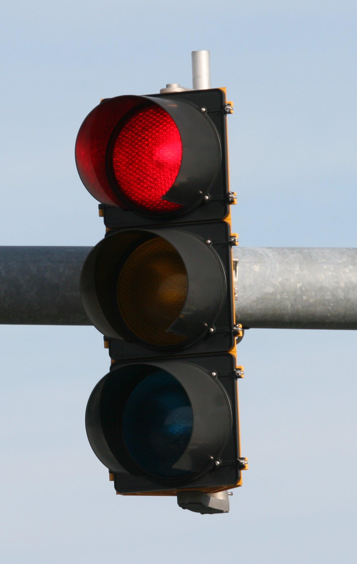 Motorcyclists Who Run Red Lights Aren T Always Breaking