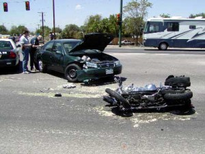 Orange County Motorcycle Accident Attorney Car Collision with Motorcycle