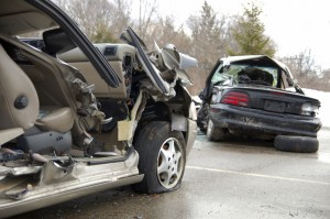 Orange County auto accident lawyer - major car accident