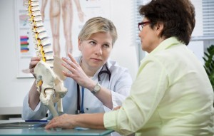 doctor talking California Personal Injury Attorney