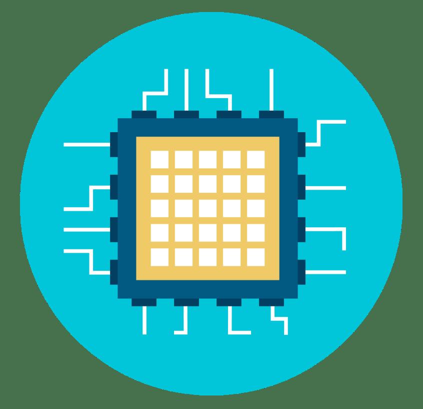 Custom Computers Icon