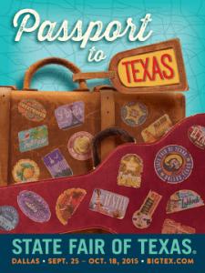 StateFair 2015 Poster