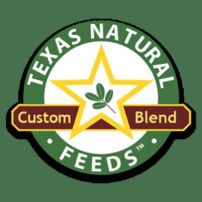 Texas Natural Custom Blend Feeds