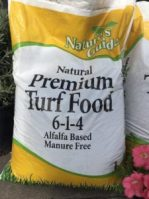 Natural Premium Turf Food