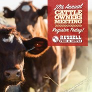 Russell Feed's 27th Annual Cattle Meeting, November 21, 2019