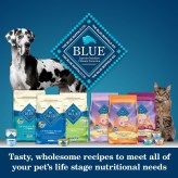 Blue Buffalo Pet Food at Russell Feed and Supply.