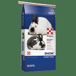 Purina Honor Show Chow Rabbit