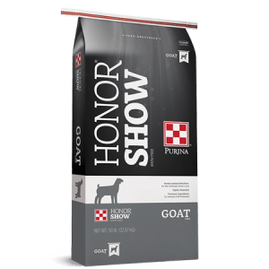 Purina Honor Show Goat