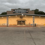 Russell Feed Jackboro HWY store front
