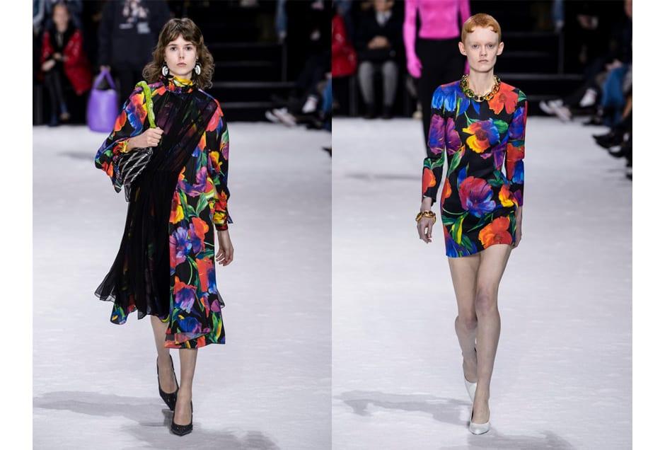 FLORAL_DRESSES_Balenciaga