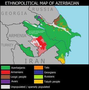 azerbaijan-ethnic-map