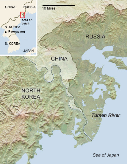 russia-dprk-map