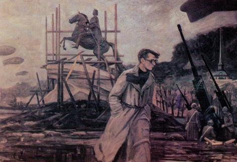 Αποτέλεσμα εικόνας για sostakovits painting
